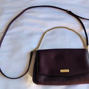 Kate Spade Crossbody/convertible Leather Bag